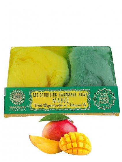 Tuhé mýdlo - Mango 80g