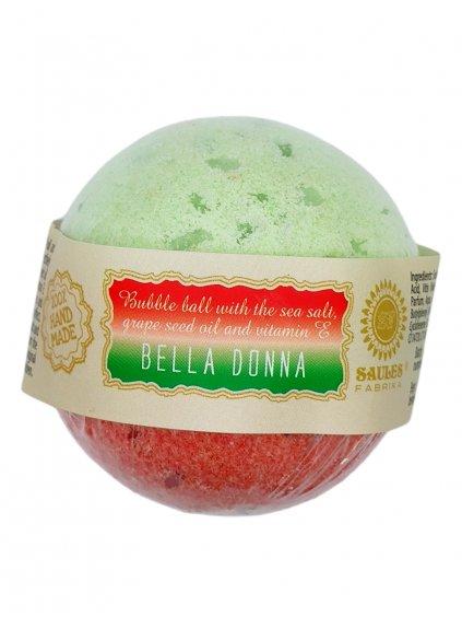 Šumivá bomba do koupele - Bella Donna 145g