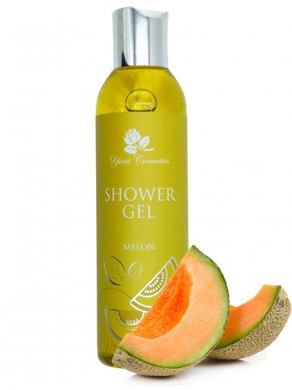 Sprchový gel extra voňavý - Meloun 200 ml - Minimální spotřeba 8/2021