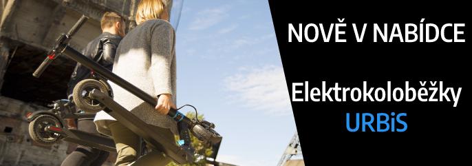 Elektrokoloběžky, náhradní díly, doplňky