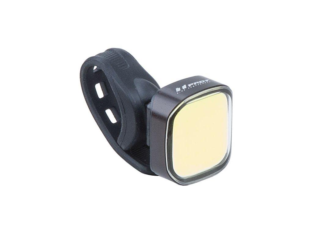 Světlo přední PRO-T Plus 70 Lumen 36 chips LED diod nabíjecí přes USB 6217