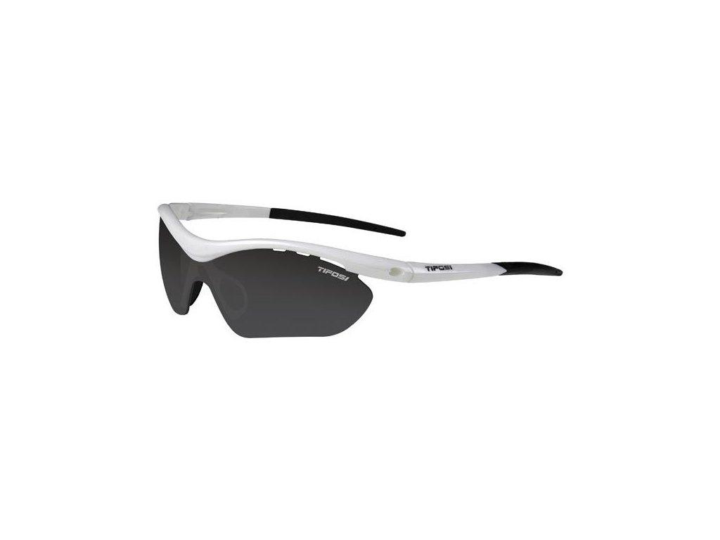 Tifosi Ventus-Pearl White/interch/Smoke,AC Red,Clear