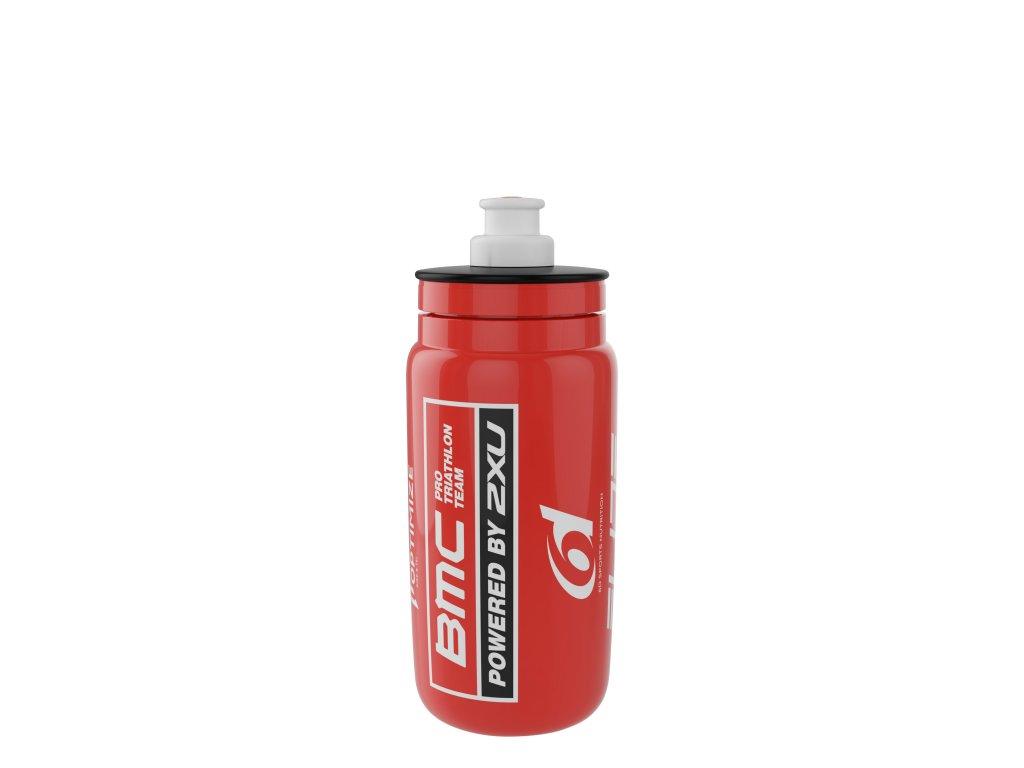 ELITE láhev FLY TEAM 21' BMC PRO TRIATHLON 550 ml