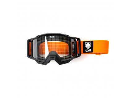 Brýle TSG Presto Goggles 2.0 Solid Orange