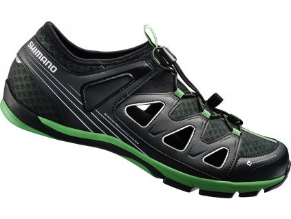 SHIMANO turistická obuv SH-CT46LG, černá, 42