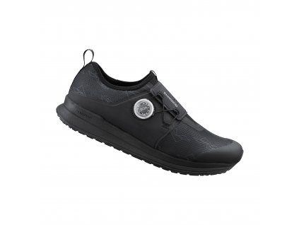 SHIMANO INDOOR obuv SH-IC300, černá,