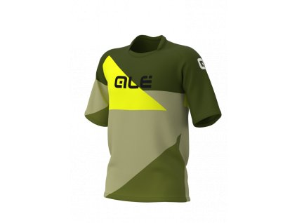 Letní cyklistický dres ALÉ OFF-ROAD MTB SHAPE