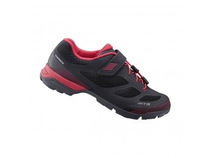 SHIMANO turistická obuv SH-MT501WL, černá, 39