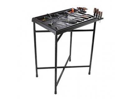 Přenosný skládací montážní stolek, 830x490, výška: 900mm - TB-PT10