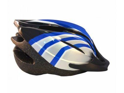 ALFO L/XL modro-stříbrno-černá
