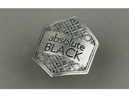 Samolepka AbsoluteBlack z hliníkové fólie SAMOLEPKA ABSOLUTEBLACK