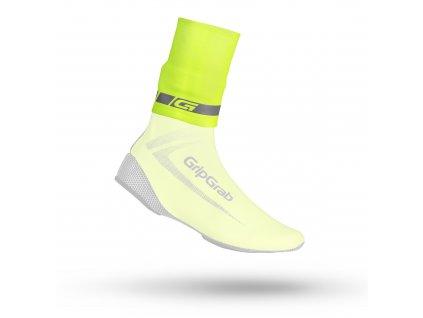 Voděodolné elastické návleky Ankle Cuff Hi-Vis L/XL