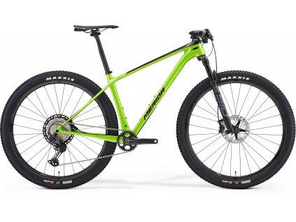 """Merida BIG.NINE 7000 Black/Green 2021 velikost L / 18"""""""
