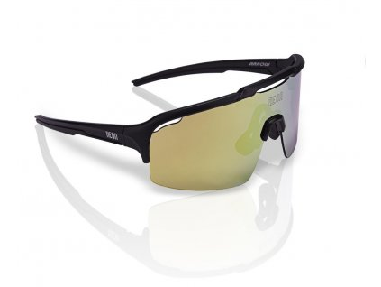 Brýle ARROW Black Mirrortronic Gold