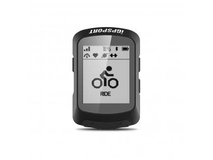 Tachometr s GPS navigací iGS520
