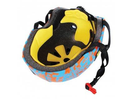 CRACK C helma na kolečkové brusle, skateboard  + 3% sleva po registraci   Doprava od 39 Kč