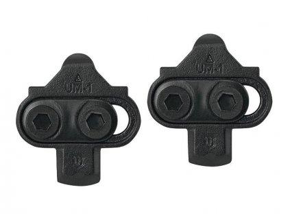 Kufry- zarážky MTB kompatibilní pro všechny pedály Shimano SPD
