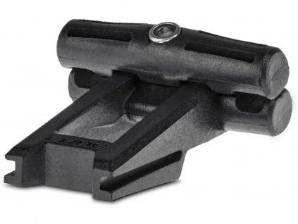 Sedlový adaptér CUBE pro sedlové tašky CLICK - černý