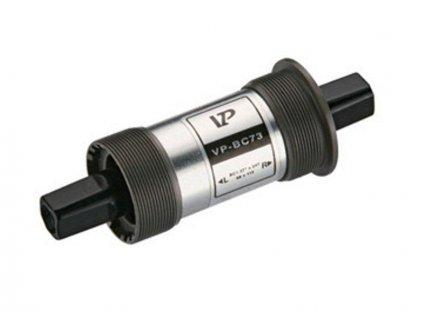 Středová osa VP-BC73 zapouzdřená ,misky ocelové BSA délka 68x118mm 4hran /bez šroubů/