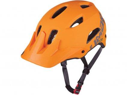 Přilba LIMAR 848DR matná oranžová