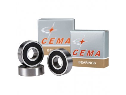 CEMA bearing Kuličkové ložisko 688 Typ ložiska: Chromovaná ocel