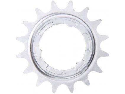SHIMANO pastorek pro jednopřevodník NEXUS SM-GEAR 22 zubů 2,3 mm stříbrný nebal