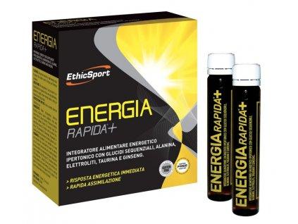 Energia rapida+ | EthicSport