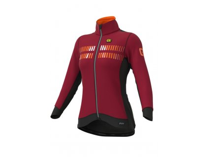 Zimní cyklistická bunda ALÉ R-EV1 CLIMA PROTECTION 2.0 FUTURE NORDIK LADY JACKET