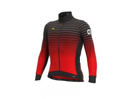 Zateplený cyklistický dres ALÉ PRS BULLET DWR