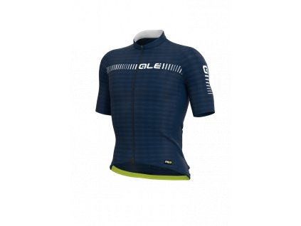 Letní cyklistický dres ALÉ PRR GREEN ROAD