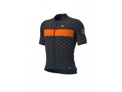 Letní cyklistický dres ALÉ PRR STARS