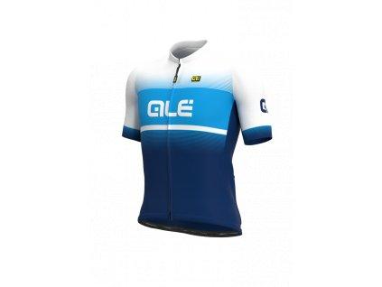 Letní cyklistický dres ALÉ SOLID BLEND