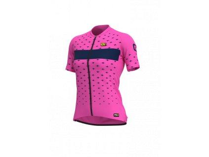 Letní cyklistický dres ALÉ PRR STARS LADY