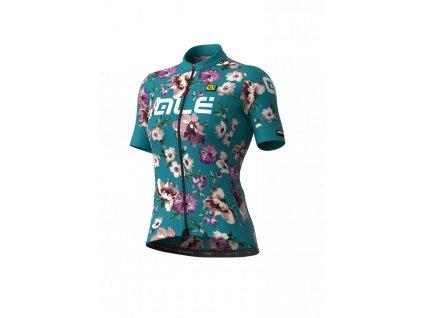Letní cyklistický dres ALÉ PRR FIORI LADY
