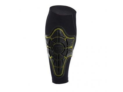 Chrániče holeně G-Form Pro-X Shin Pad, černo - žluté