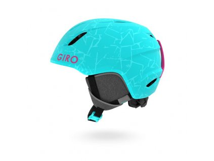 GIRO Launch Mat Glacier Rock XS
