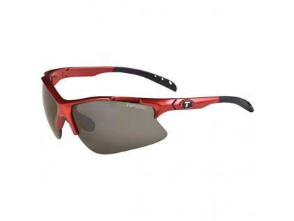 Tifosi Roubaix-Metallic Red/interch/Smoke,AC Red,Clear