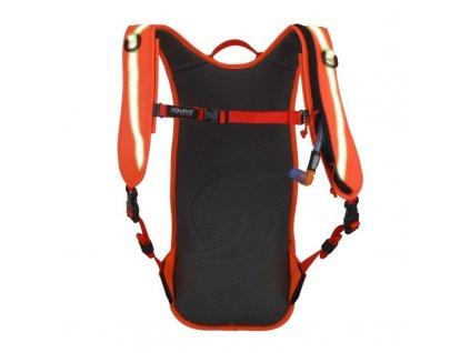 Batoh Source i-Viz Firefly - zářivě oranžová - bez vaku!