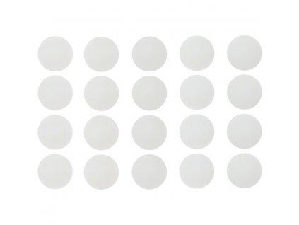 REAR SHOCK NYLON BALL - BLEED PISTON SEALHEAD- MONARCH/MONARCH PLUS, QTY 20