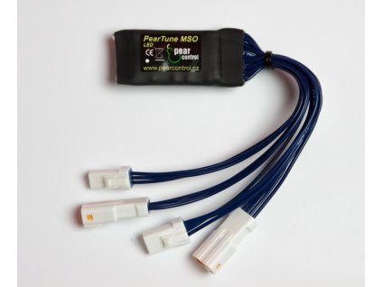 PearTune MSO Tuning elektrokola Yamaha LED