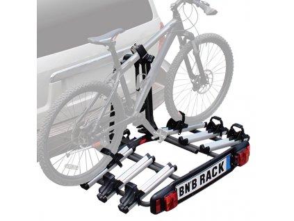 BnB RACK nosič kol na tažné zařízení EXPLORER BALL3 (pro 3 kola)