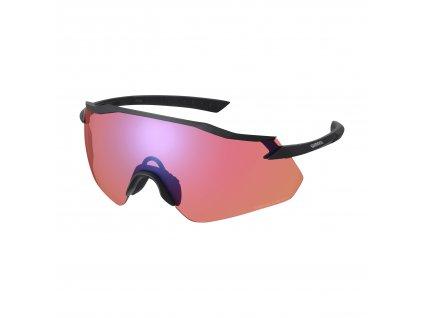 SHIMANO brýle EQUINOX, matná černá, ridescape off-road