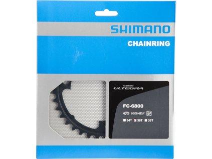 SHIMANO převodník ULTEGRA FC-6800 36 z 11 spd dvojpřevodník MB pro 46-36z/52-36 z