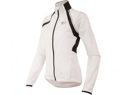 PEARL iZUMi W BARRIER CONVERTIBLE bunda, černá/bílá, S