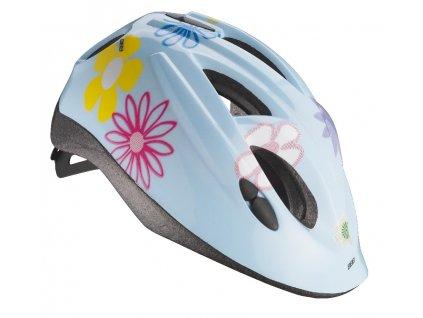 BHE-41 Flower helma modrá M