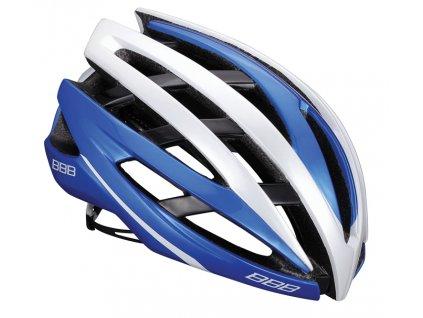 BHE-05 Icarus helma bílo/stříbrná M