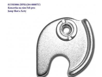 FELT koncovka rámu BP0A324