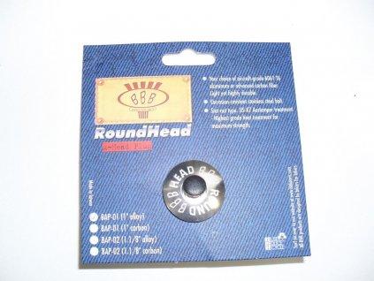 BAP-01 RoundHead stříbrná zátka