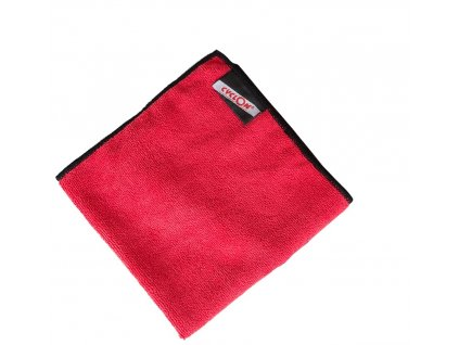 Cyclon Microfiber Cleaning Cloth Red