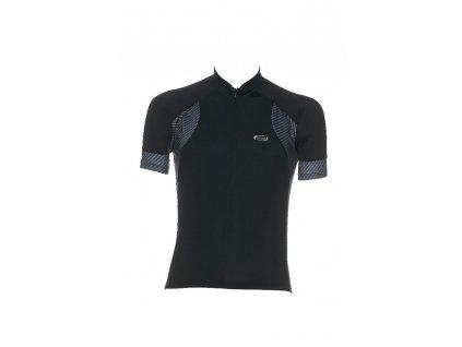 BBW-53 Duo Jersey černý/karbon dres